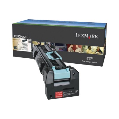 Lexmark X850H22G Photoconductor unit - for X850e  850e VE3  850e VE4  852e  854e