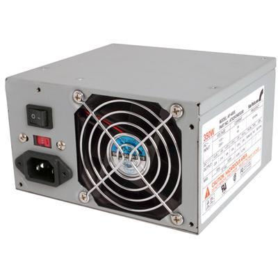 StarTech.com ATX2POWER350 Reliable 350 Watt Dual 12V Rail ATX12V 2.01 Power Supply with 20 and 24-pin Connectors