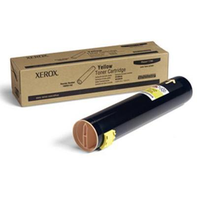 Click here for Xerox 106R01162 Phaser 7760 - High Capacity - yell... prices
