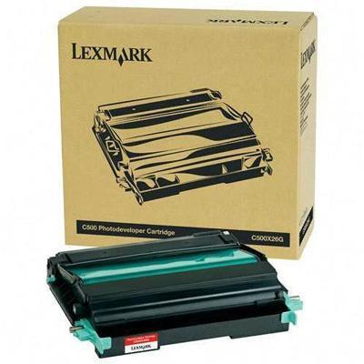 Lexmark C500X26G Photodeveloper Cartridge for C500/X500/X502