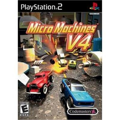 Micro Machines V4 - PlayStation 2