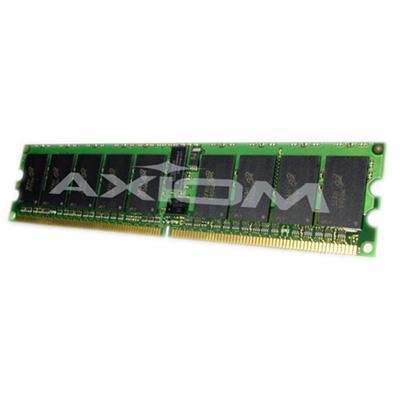 Axiom Memory 39M5812-AX 4GB PC2-3200 400MHz 240-pin Registered ECC DDR2 SDRAM Dual Rank DIMM Kit for eServer xSeries 226 and 236