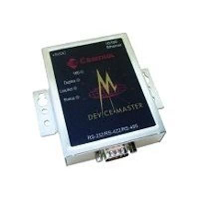 Comtrol 99435-0 DeviceMaster RTS - Terminal server - 10Mb LAN  100Mb LAN  RS-232  RS-422  RS-485 - panel-mountable