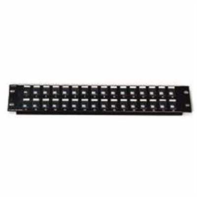 Cables To Go 03859 BLANK KEYSTONE/MULTIMEDIA PATCH PANEL 24-PORT