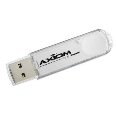 Axiom Memory USBFD2/8GB-AX USB Drive - USB flash drive - 8 GB - USB 2.0