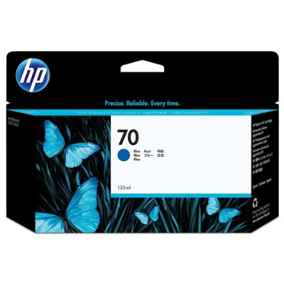 70 130-ml Blue Ink Cartridge