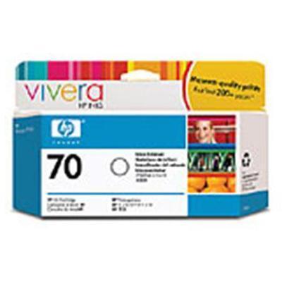 HP Inc. C9459A 70 130-ml Gloss Enhancer Ink Cartridge