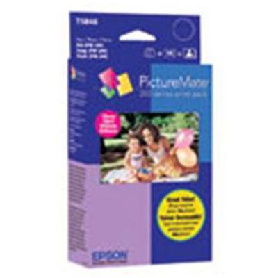 Epson T5846 PictureMate 200-Series Print Pack - Glossy