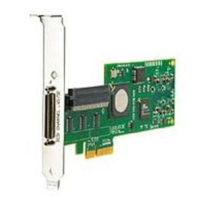 SC11Xe Host Bus Adapter - storage controller - Ultra320 SCSI - PCI Express x4