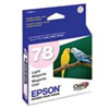 Epson Light Magenta Ink Cartridge for Stylus Photo RX580/R260/R380