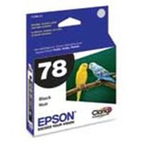Epson Black Ink Cartridge for Stylus Photo RX580/R260/R380