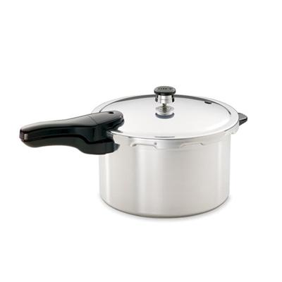Presto 01362 6 Quart Stainless Steel Pressure Cooker