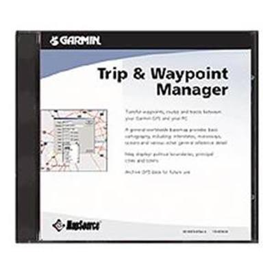 Mapsource Trip & Waypoint Manager - Gps Software
