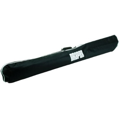 Draper  INC. 214004 Black Leatherette Zippered Carry Case - for Draper 84 x 84 Diplomat Portable rojection Screen 7128544