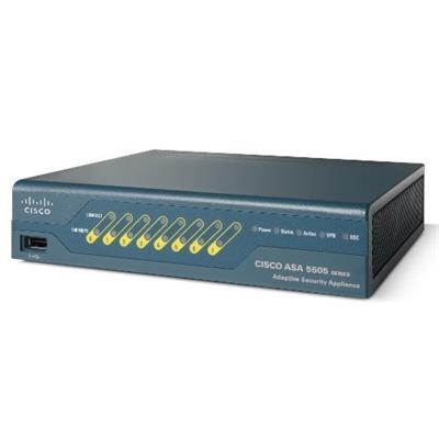 Cisco ASA5505-BUN-K9 10 User Bundle