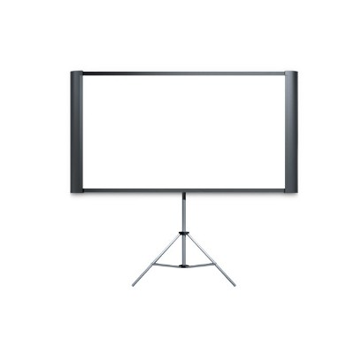Epson ELPSC80 Duet Ultra Portable Projector Screen - Projection screen - 80 in ( 203 cm ) - 16:9 / 4:3 - for  EB-G5200  EMP-1710  1715  400  MovieMate 50  55  7