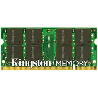 Kingston KAC-MEMF/2G 2GB SO DIMM 200-pin - DDR2 - 667 MHz - Unbuffered