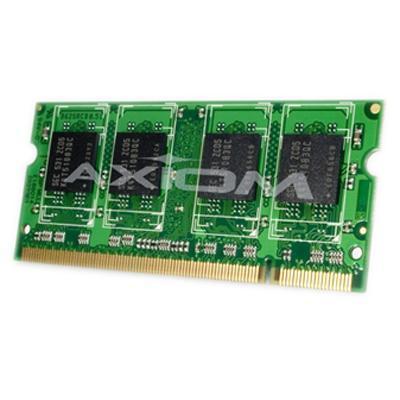 Axiom Memory 40Y8404-AX AX - DDR2 - 2 GB - SO-DIMM 200-pin - 667 MHz / PC2-5300 - 1.8 V - unbuffered - non-ECC - for Lenovo G530  N200  N500  ThinkPad Edge 13