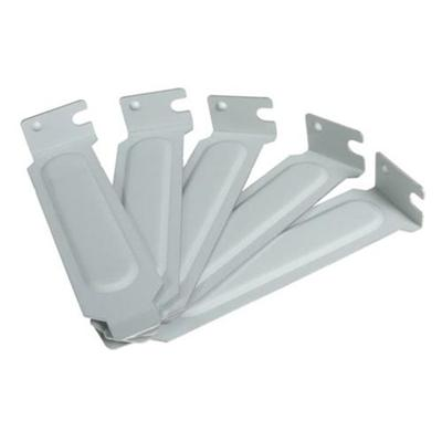 StarTech.com PLATEBLANKLP Steel Low Profile Expansion Slot Cover Plate - System slot blanking panel (pack of 5 )