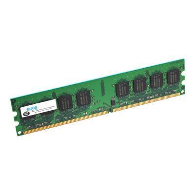 Edge Memory PE208035 1GB (1X1GB) PC25300 ECC Registered DIMM 240-pin DDR2 Memory