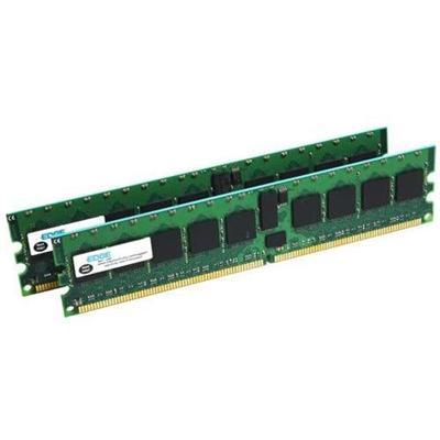 Edge Memory PE20803502 2GB ( 2 x 1 GB ) ECC Regidtered DIMM 240-pin DDR II Memory Kit