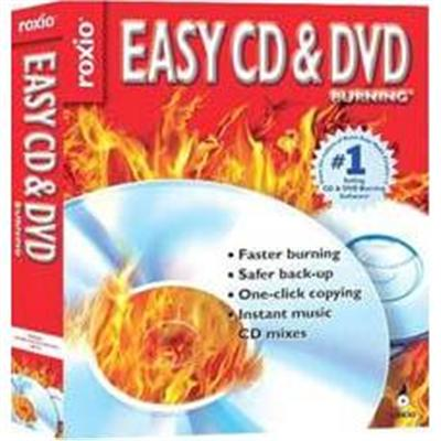 Easy CD & DVD Burning