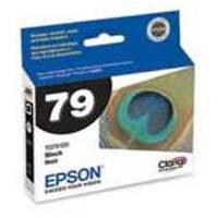 Epson 79 High-Capacity Black Ink Cartridge for Stylus Photo 1400
