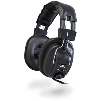 Cyber Acoustics ACM-500RB Stereo Headphone for Education