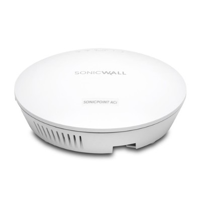 SonicWall 01-SSC-0727 SonicPoint ACi with PoE Injector Secure Upgrade with 3 Years 24x7 Support