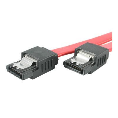 StarTech.com LSATA12 12in Latching SATA Cable