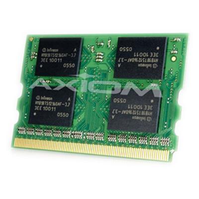 Axiom Memory FPCEM181-AX 512MB (1x512MB) PC2-3200 400MHZ DDR2 SDRAM MicroDIMM Memory Module