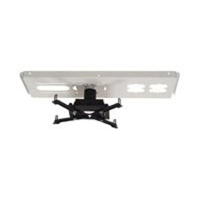 Chief KITPS003 KIT-PS003 - Mounting kit (extension column  suspended ceiling plate  universal mount) for projector - black