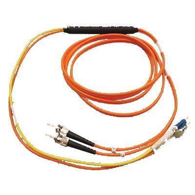 TrippLite N422-02M 2M Mode Conditioning Gigabit Ethernet 1000BASE-LX Fiber Patch Cable