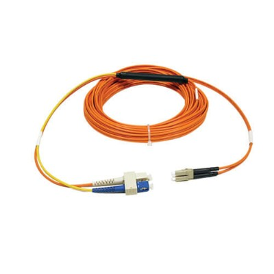 TrippLite N424-01M 1M Mode Conditioning Gigabit Ethernet 1000BASE-LX Fiber Patch Cable