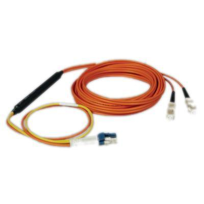 TrippLite N424-04M 4M Mode Conditioning LC/SC Fiber Patch Cable