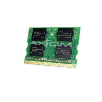 Axiom Memory FPCEM181AP-AX 512MB (1X512MB) PC2-4200 533MHz DDR2 SDRAM Memory Module