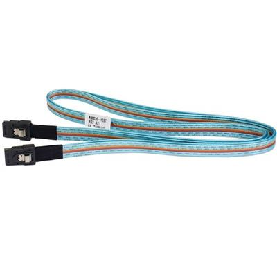 Hewlett Packard Enterprise 407339-B21 SAS external cable - 4-Lane - 26 pin 4x Shielded Mini MultiLane SAS (SFF-8088) (M) to 26 pin 4x Shielded Mini MultiLane SA