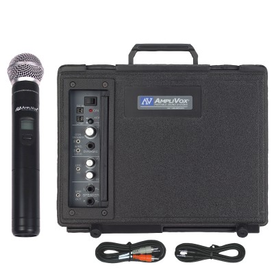 AmpliVox Sound Systems SW223 Wireless Handheld Audio Portable Buddy