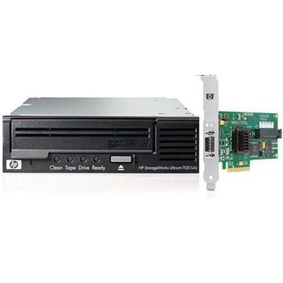 Smart Buy Ultrium 920 SAS Internal Tape Drive bundled with HP Modular Smart Array SC44Ge 1-ports Int/1-ports Ext PCIe x8 SAS Host Bus Adapter
