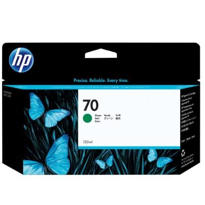 HP Inc. C9457A 70 - 130 ml - green - original - ink cartridge - for DesignJet Z3100  Z3100 GP  Z3100ps GP  Z3200  Z3200ps