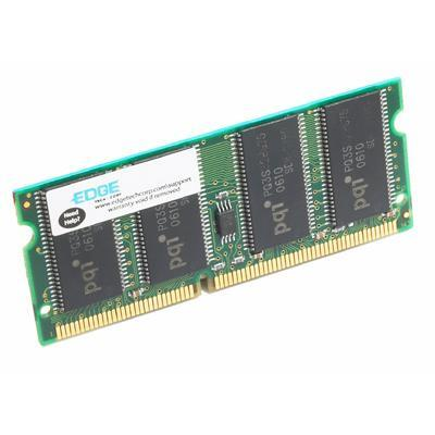 Edge Memory PE211547 128MB PC2-3200 Non-Ecc Unbuffered 144-pin DDR2 SoDIMM Memory