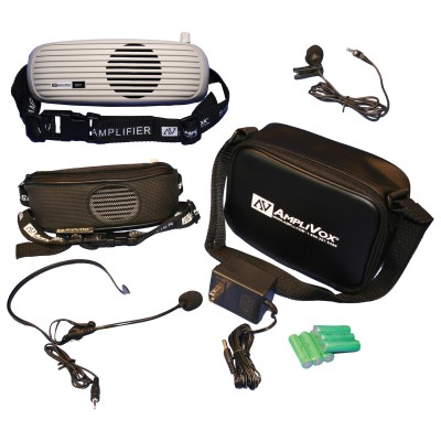 AmpliVox Sound Systems S207 Belt Blaster PRO Personal Waistband Amplifier