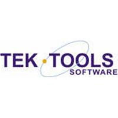 Tek-Tools Software 8052 PROFILER WEBEX IMPLEMENTATION (4 HOURS)