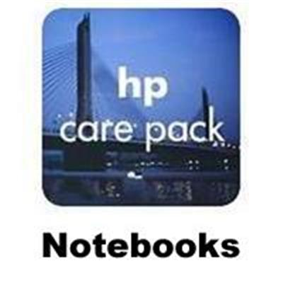 HP Inc. UF222E 5-year Pickup and Return with Accidental Damage Protection Notebook Only Service