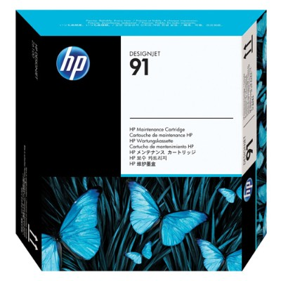 HP Inc. C9518A 91 Maintenance Cartridge