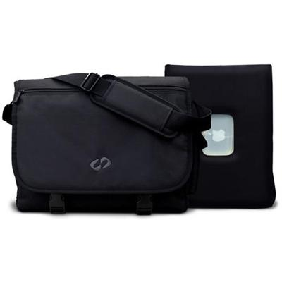 13 MacBook / MacBook Air Messenger Bag with Free 13 MacBook / MacBook Air Sleeve - Promotion Model