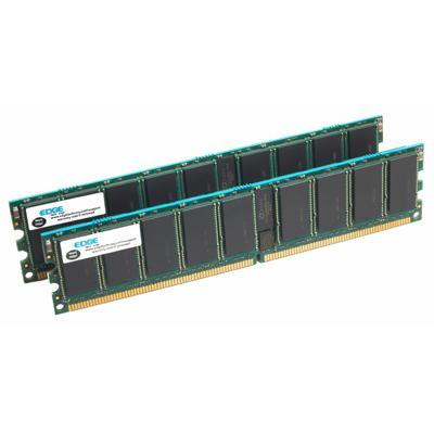 Edge Memory PE21164602 8GB - 2 X 4GB - PC2-5300 ECC Registered 240-pin DDR2 Memory Kit