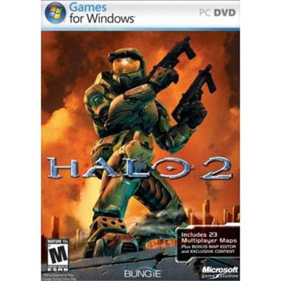 Microsoft U28-00002 Halo 2 - Win - DVD - English - North America