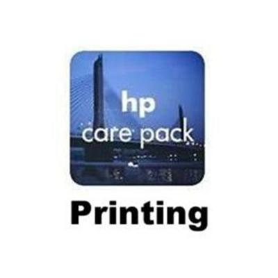 HP Inc. UG085E 3-Year Next Business Day Exchange Hardware Support  Scanjet