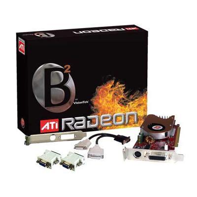Visiontek Vtk X1300dmspci Ati Radeon X1300 256mb Gddr2 Pci Graphics Card